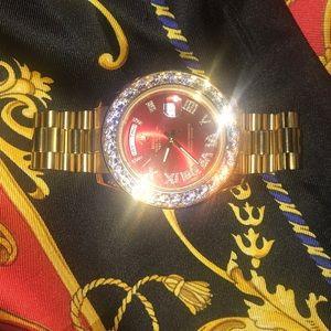 Rolex Presidential with VS diamonds
